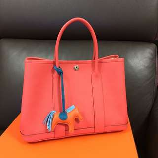 Hermes Garden Party 30 GP30