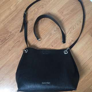 Calvin Klein Reservable Leather Pure