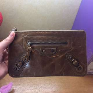 dompet balenciaga not authentic