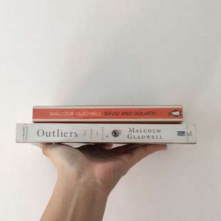 Books By Malcolm Gladwell