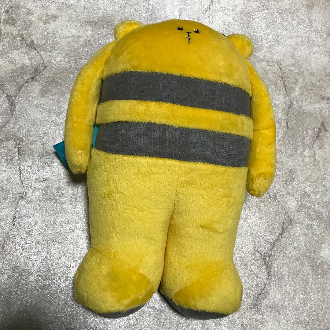 25公分 smoodoos呆萌毛絨公仔娃娃玩偶可愛蜜蜂造型療癒