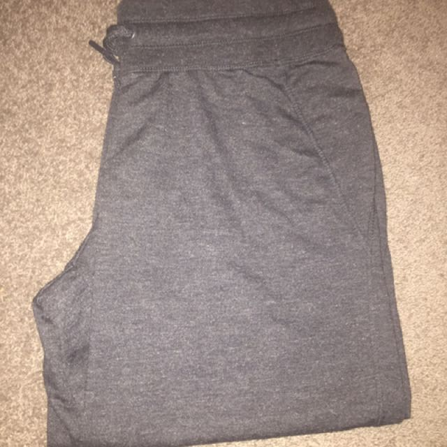3 Quarter Dark Grey Pants
