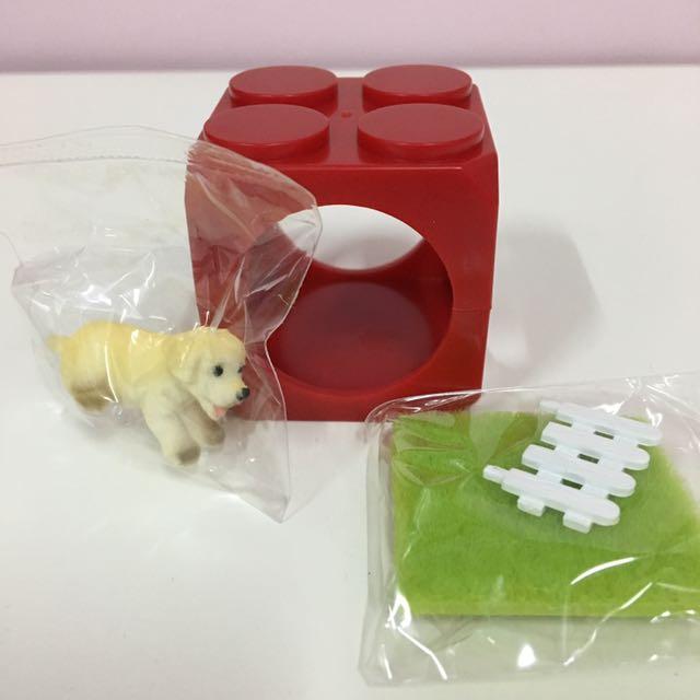 🐾絕版可愛動物盒玩 拉布拉多🐶