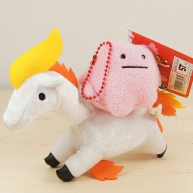 日本東京  神奇寶貝中心 皮卡丘 百變怪系列商品 娃娃吊飾