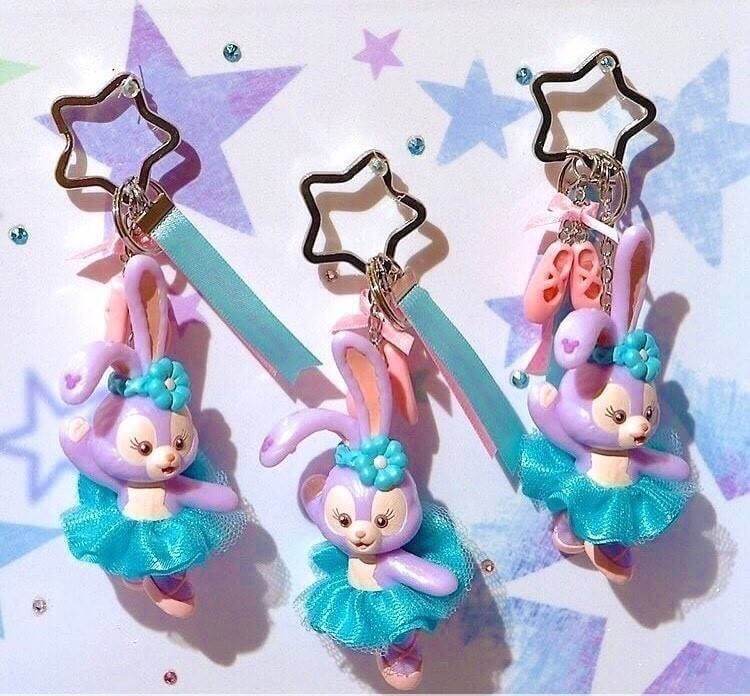 史黛拉兔 達菲新朋友 鑰匙圈 吊飾 日本連線 6月底到貨