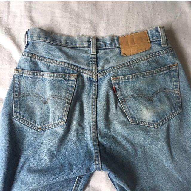 🌹 Free Postage 🌹 Levi Mom/Boyfriend Jeans