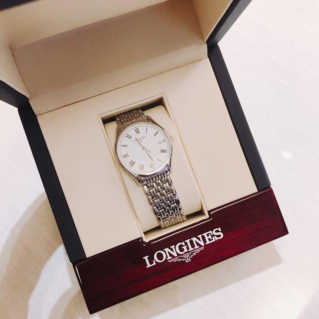 浪琴錶 LONGINES 男錶 手錶