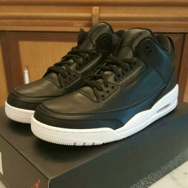 meet 0c494 42007 Air Jordan Retro 3 Cyber Monday Basketball Shoe, Sports ...