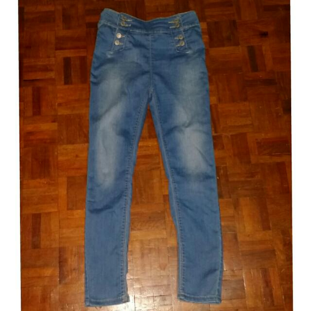 Authentic LEE Super HIGH WAIST