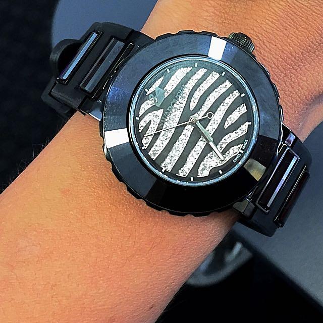 Authentic Swarovski Swiss Watch