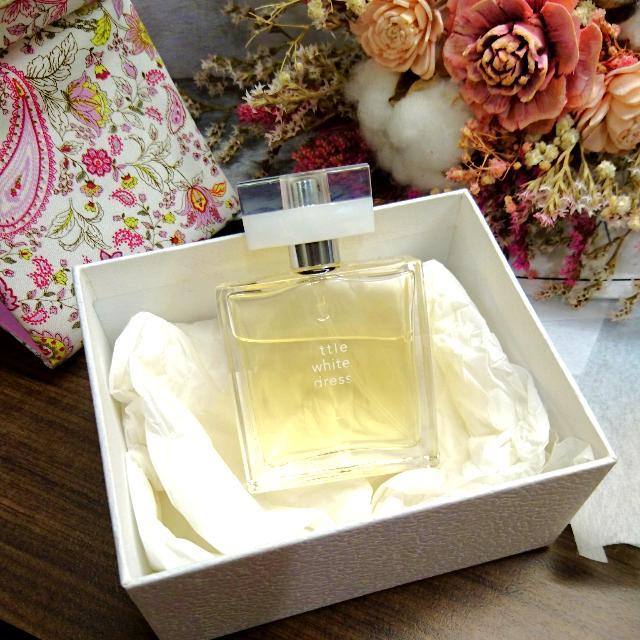 Avon 雅芳 Little White Dress 白色小洋裝 女性香水 50ml