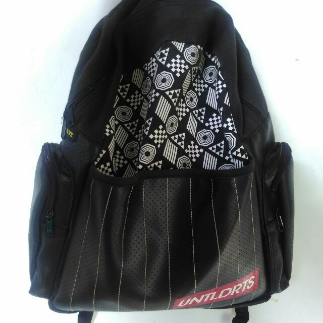 Backpack Distro Untitledroots