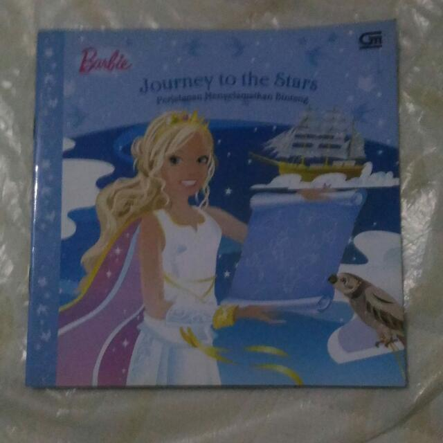 Barbie Journey To The Star