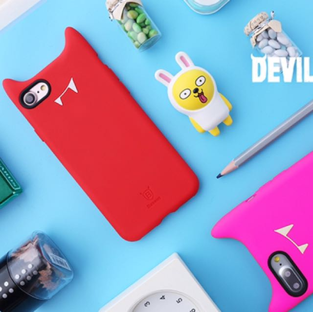 Baseus Devil Silicone Phone Case