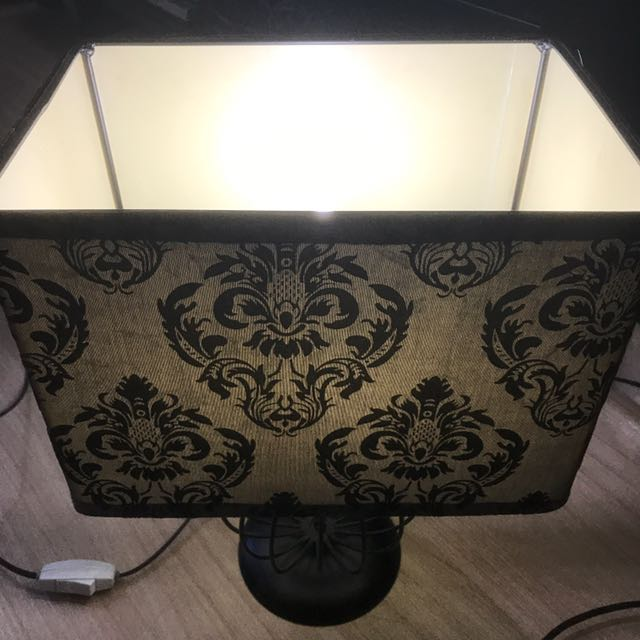 Bedside Lampshade AVAILABLE