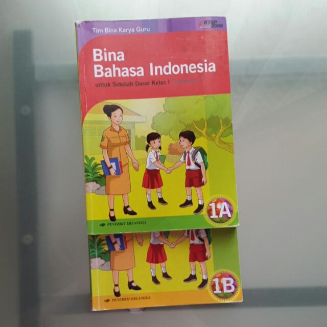 Bina Bahasa Indonesia 1A 1B