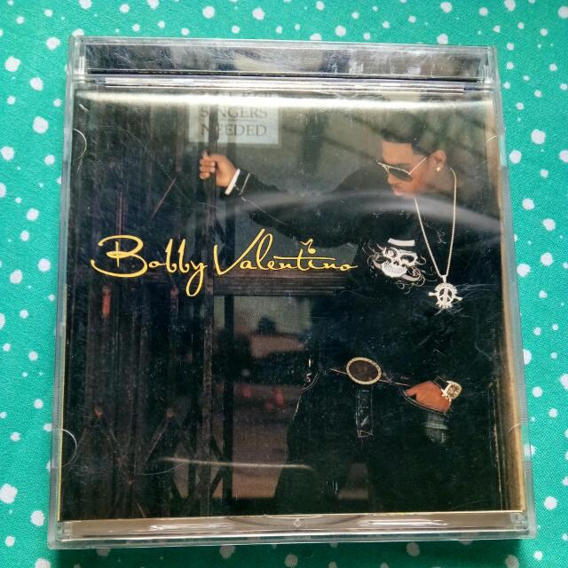 Bobby Valentino Original CD Album