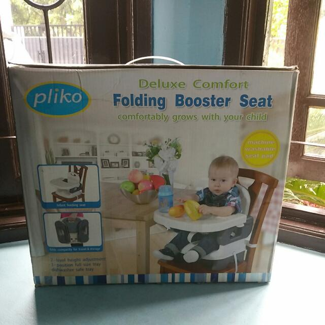 Boostet Seat Folding -Pliko