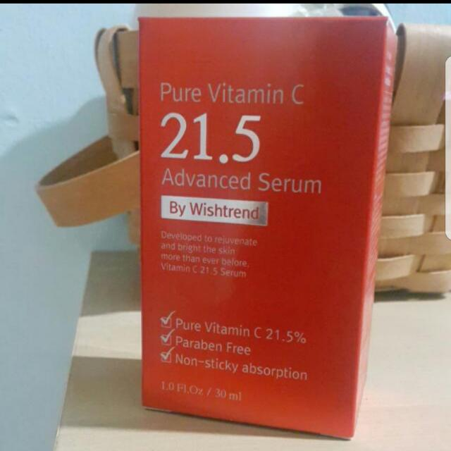 FREE Shipping - C21.5 Vitamin C Serum (C20 Upgrade)