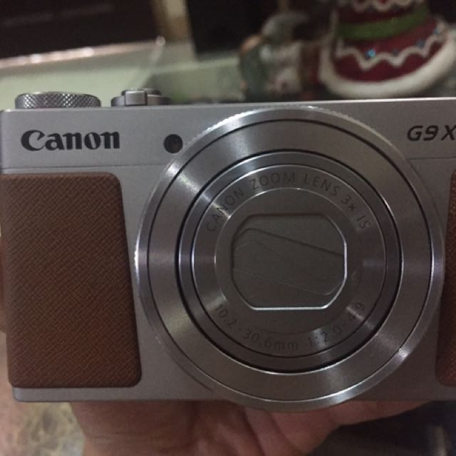 Canon G9x can used for VLOG