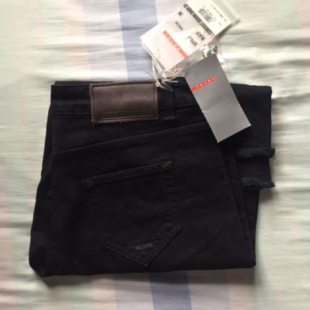 Celana 3/4 Prada Authentic