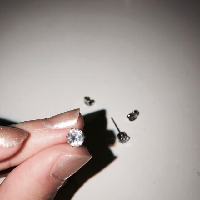 CHEAP Diamond Earrings 💎
