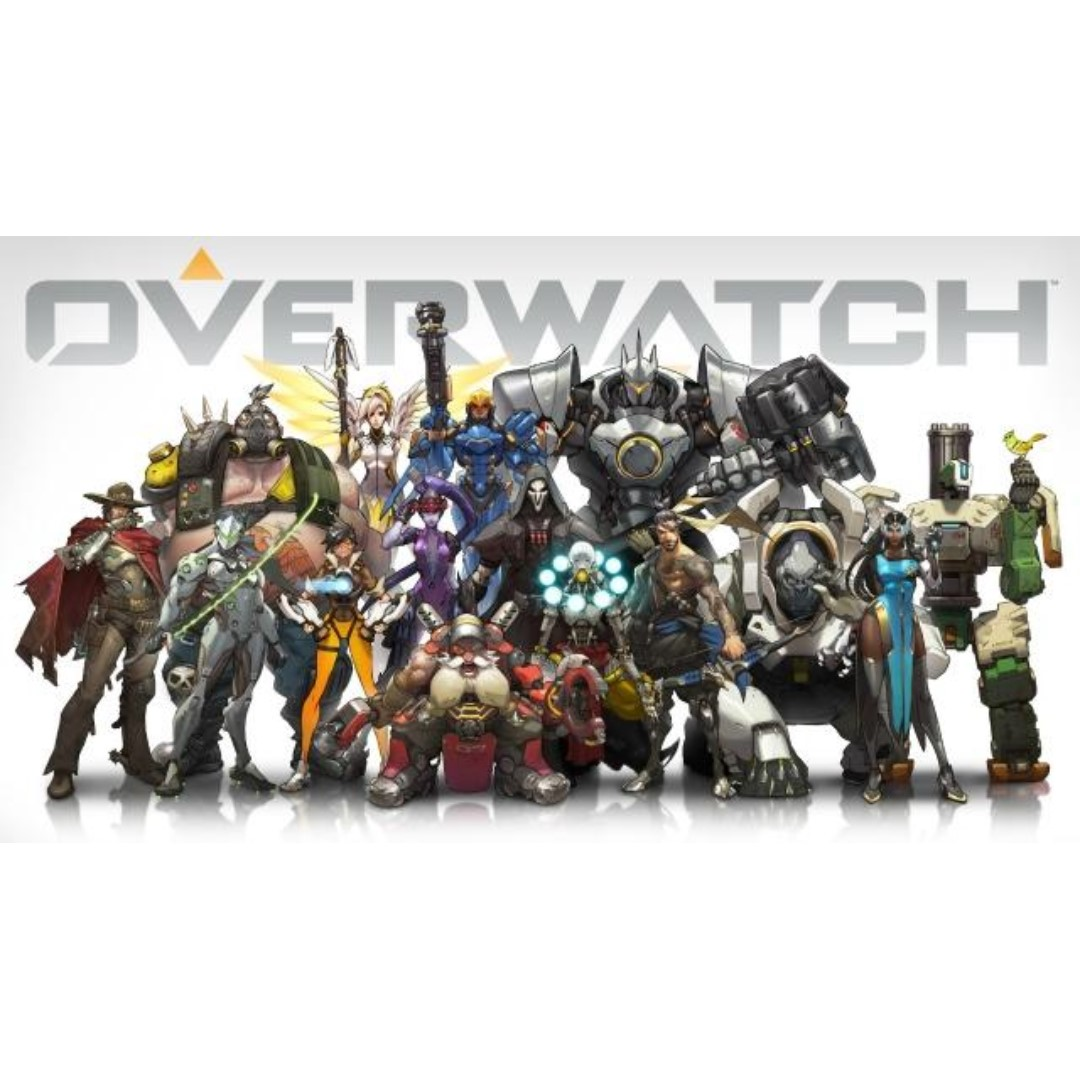 *OUT OF STOCK* Cheap Overwatch Standard/GOTY Digital Edition PC