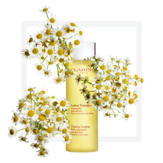 Clarins Toning Lotion With Camomile 100ml