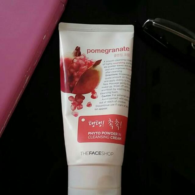 Cleansing Cream The Face Shop
