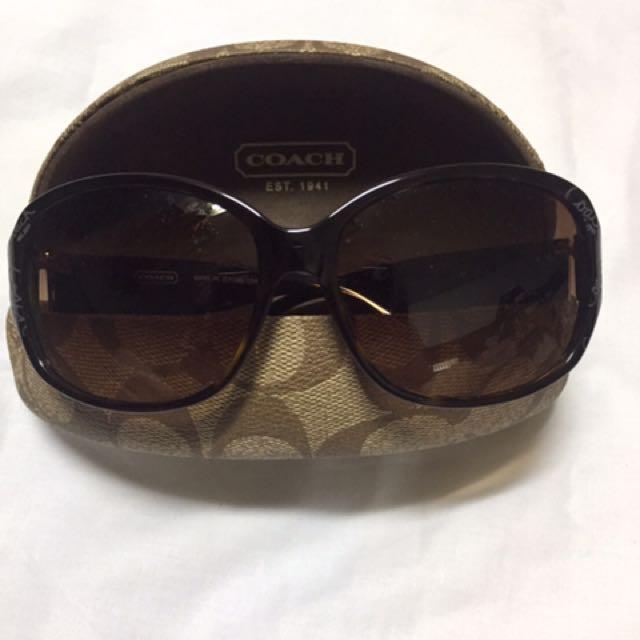 Coach 太陽眼鏡