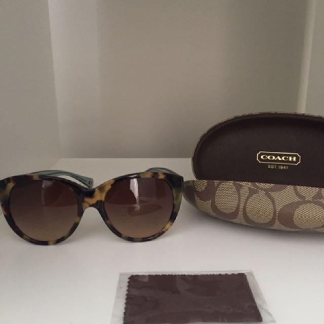 Coach Sunglasses (brand new)