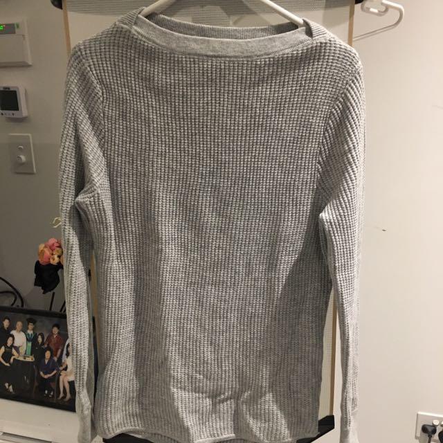 COS Grey Sweater