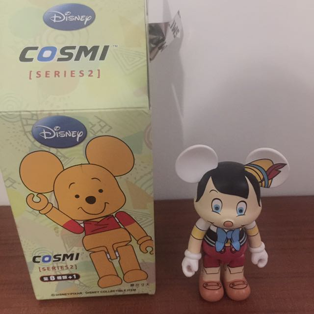 Cosmi Disney 小木偶