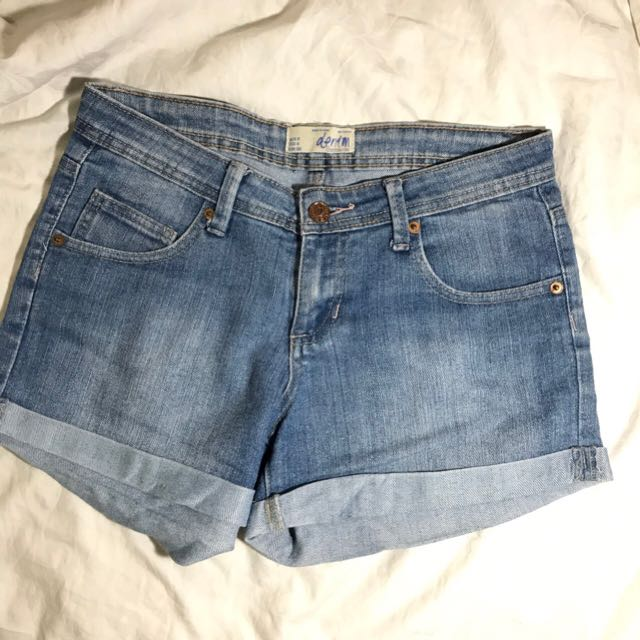 Cotton On Denim Short Pants