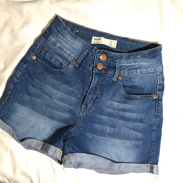 Cotton On Short Pants Denim