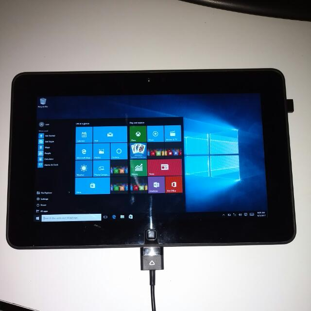 DELL Latitude 10 Tablet Windows 10 平板電腦