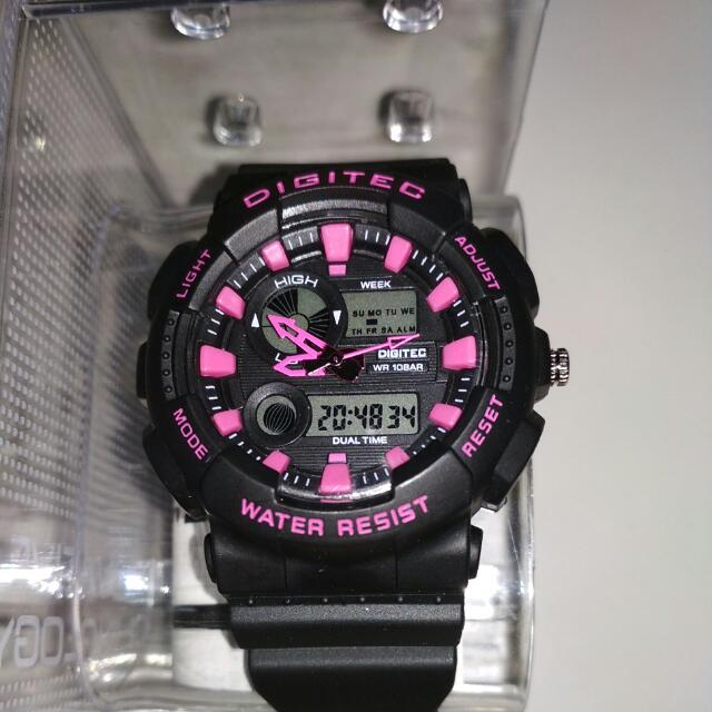 DIGITEC LADIES ORIGINAL 100%