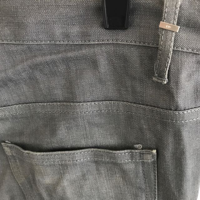 DIOR HOMME JEANS - GREY