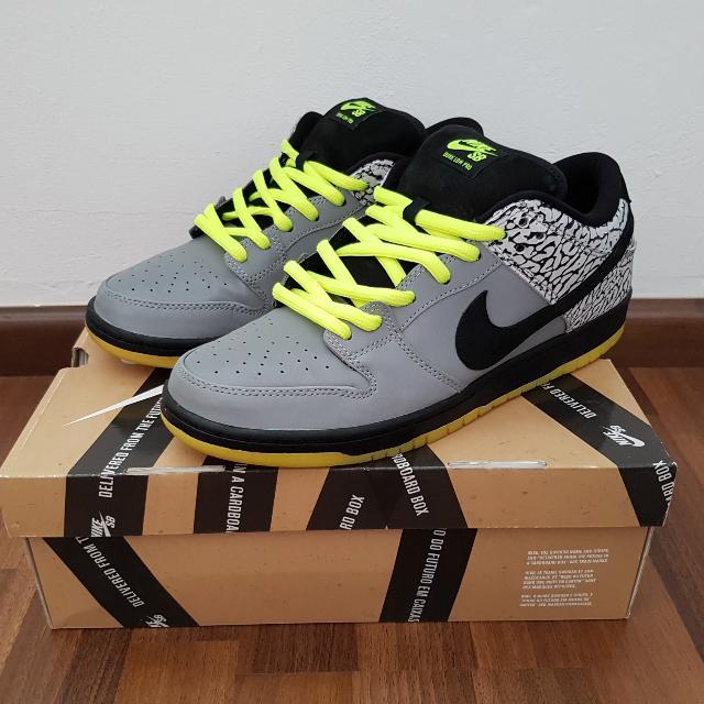 DJ Clark Kent x Nike SB Dunk Low \