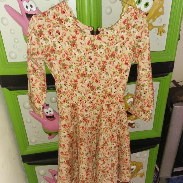 Dress Wanita/ Nego