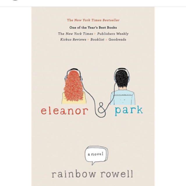 Ebook Eleanor & Park (in English)