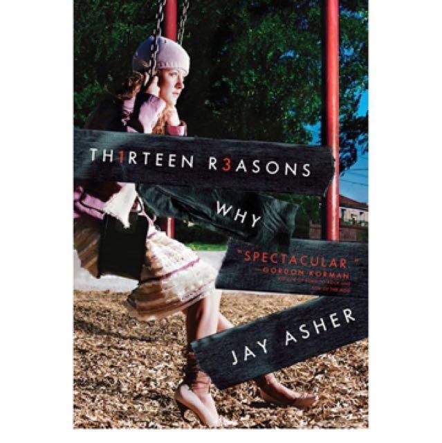 Ebook Thirteen Reason Why