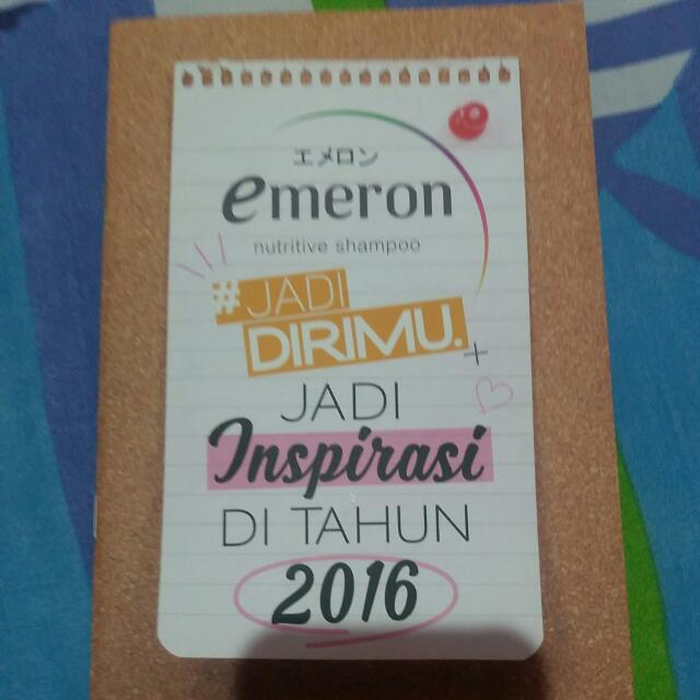Emeron Self Esteem And Beauty Tips Booklet