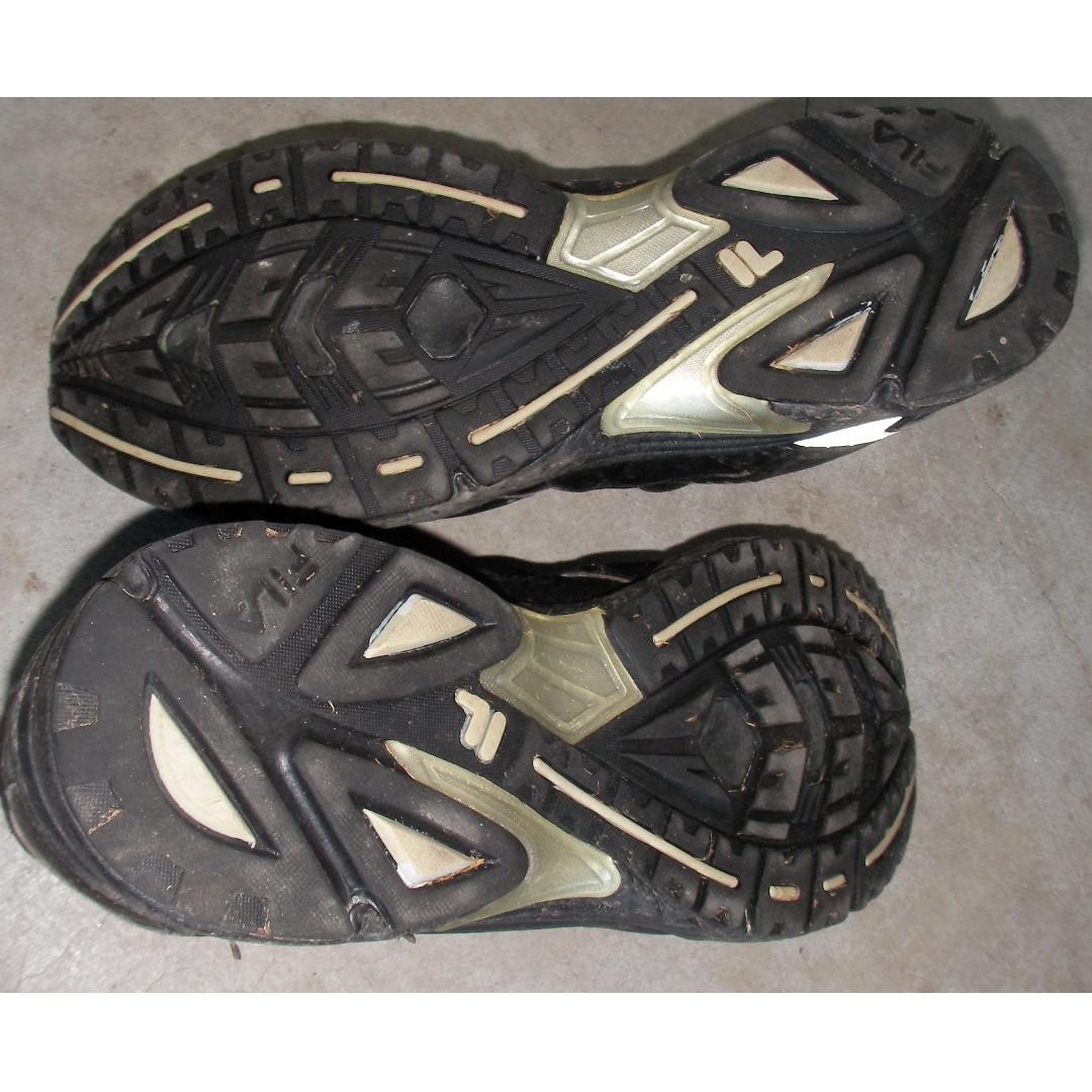 Fila sport shoes, condition good as photos