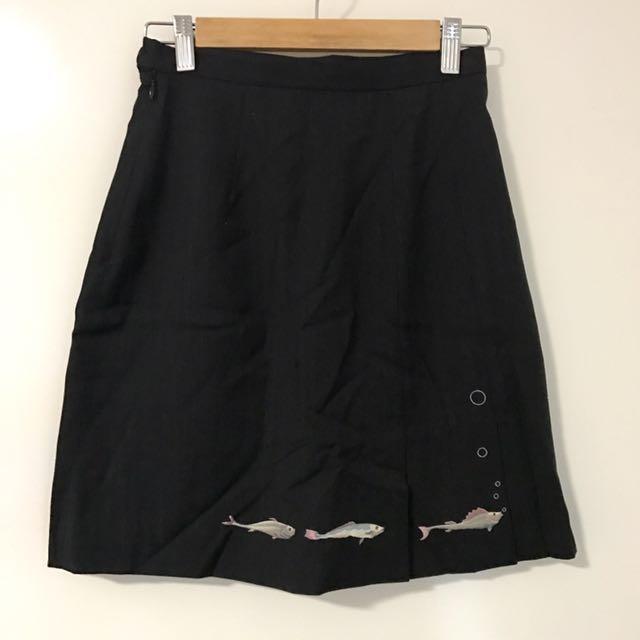 Fishies Skirt