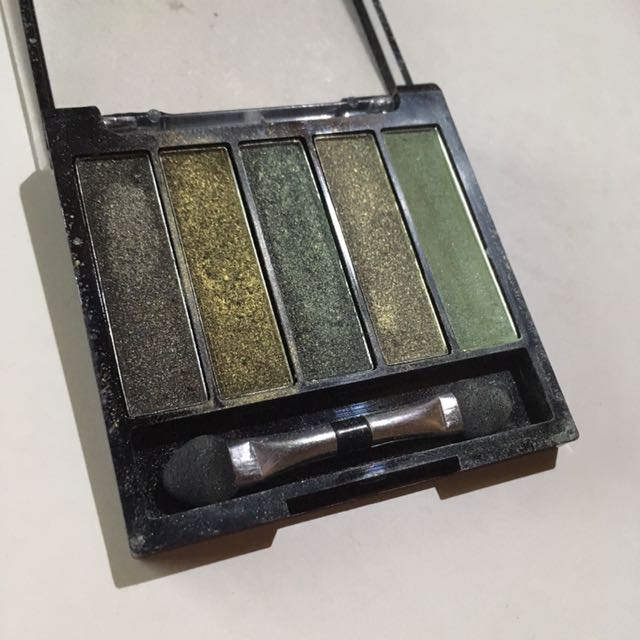Free With Any Purchase Lol Green Eyeshadow Palette
