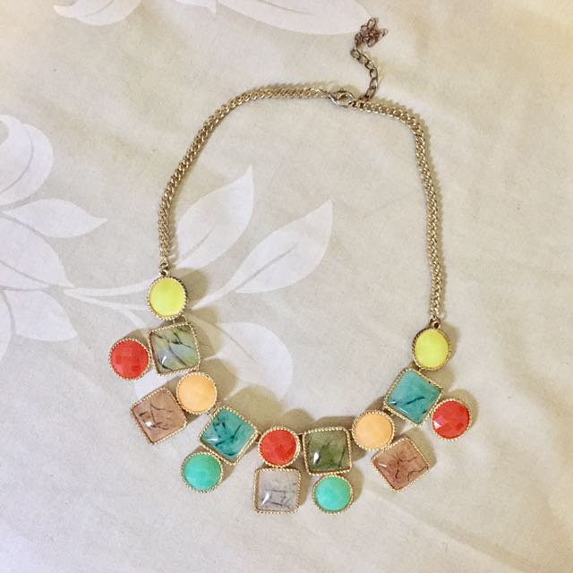 Gemstone Necklace 1.0
