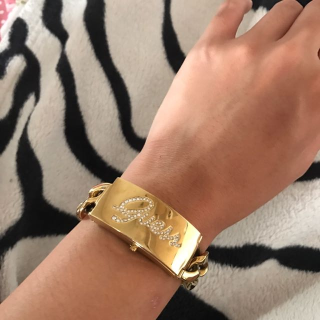 Guess Watch Gold