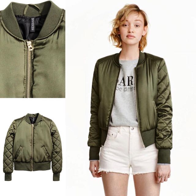 2ad012415 H&M Bomber Jacket for Women