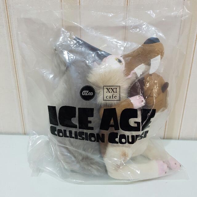 ICE AGE doll ORI